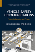 Vehicle Safety Communications: Protocols, Security, and Privacy