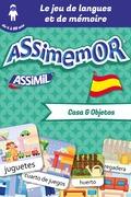 Assimemor – Mes premiers mots espagnols : Casa y Objetos