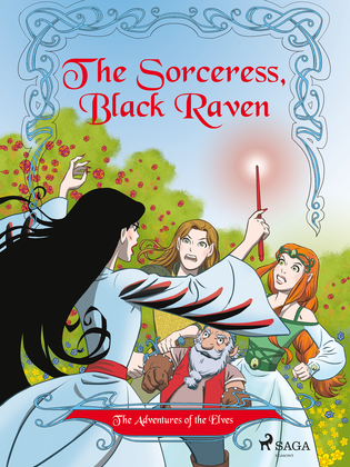 The Adventures of the Elves 2: The Sorceress, Black Raven