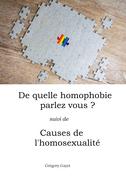 De  quelle homophobie parlez-vous ?