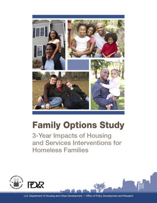 Family options study : 3-year impacts of housing and services interventions for homeless families