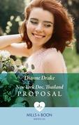 New York Doc, Thailand Proposal (Mills & Boon Medical)