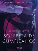 Sorpresa de cumpleaños - Un relato erótico