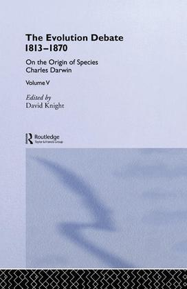 On the Origin of Species, 1859