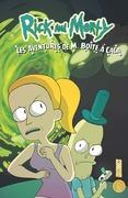 Les univers de Rick & Morty : Les aventures de M. Boîte à Caca