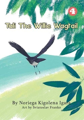 Tali The Willie Wagtail