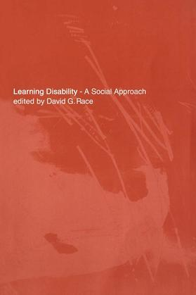 Learning Disability: A Social Approach