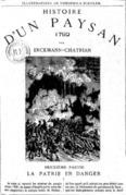 Histoire d'un Paysan - 1792 - La Patrie en Danger