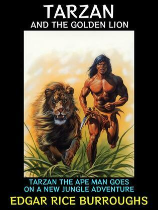 Tarzan and the Golden Lion.