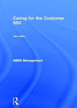 Caring for the Customer Ss3