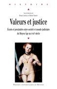 Valeurs et justice