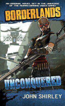 Borderlands #2: Unconquered