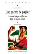 Une guerre de papier