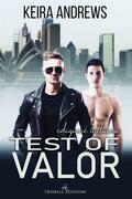 Test of Valor: Edizione italiana