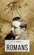 H.G.WELLS Romans (annoté)