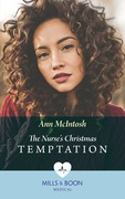 The Nurse's Christmas Temptation (Mills & Boon Medical)