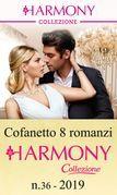 Cofanetto 8 Harmony Collezione n. 36/2019