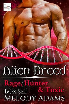 Rage, Hunter & Toxic - Alien Breed Box Set