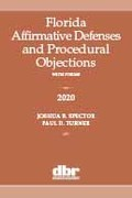 Florida Affirmative Defenses and Procedural Objections 2020