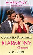Cofanetto 8 Harmony Collezione n.37/2019