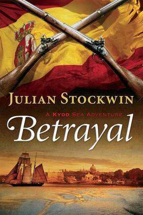 Betrayal: A Kydd Sea Adventure