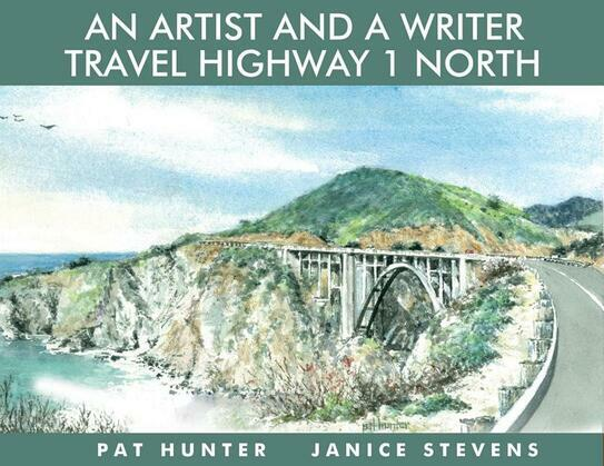 An Artist and a Writer Travel Highway 1 North