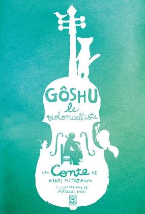 Goshu, le violoncelliste