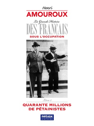 Quarante millions de pétainistes