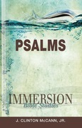 Immersion Bible Studies - Psalms