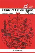 Study of Crude Drugs
