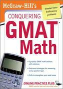 McGraw-Hill's Conquering the GMAT Math : MGH's Conquering GMAT Math