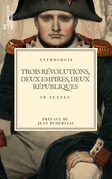 Trois révolutions, deux empires, deux républiques…