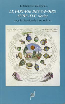 Le Partage des savoirs XVIIIe-XIXesiècles