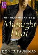 The Three Musketeers: Midnight Heat: A Loveswept Classic Romance