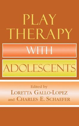 Play Therapy with Adolescents