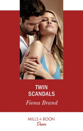 Twin Scandals (Mills & Boon Desire) (The Pearl House, Book 7)