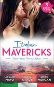 Italian Mavericks: New Year Temptation: Her Husband's Christmas Bargain (Marriage and Mistletoe) / Confessions of a Millionaire's Mistress / The Italian's New-Year Marriage Wish (Mills & Boon M&B)