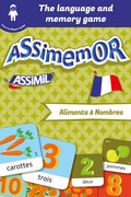 Assimemor – My First French Words: Aliments et Nombres