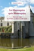 Les montesquieu après Montesquieu