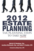 2012 Estate Planning
