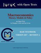 Macroeconomics: Theory, Models & Policy