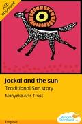 Jackal and the Sun