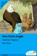 Hen Tricks Eagle