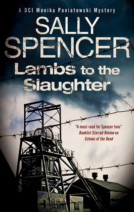 Lambs to the Slaughter: DCI Monika Paniatowski 5