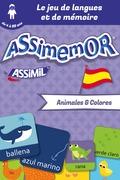 Assimemor – Mes premiers mots espagnols : Animales y colores