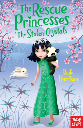 The Rescue Princesses: The Stolen Crystals