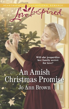 An Amish Christmas Promise (Mills & Boon Love Inspired) (Green Mountain Blessings, Book 1)