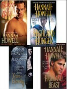 Born to Bite Bundle: Highland Beast, Yours For Eternity, Highland Hunger &amp; Born to Bite