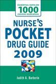 NURSES POCKET DRUG GUIDE 2009