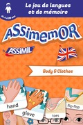 Assimemor – Mes premiers mots anglais : Body and Clothes